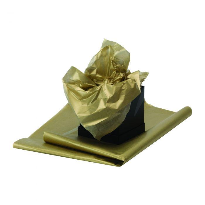 Gold Tissue Paper - Morplan