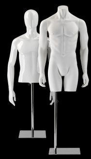 Male Tailors Busts