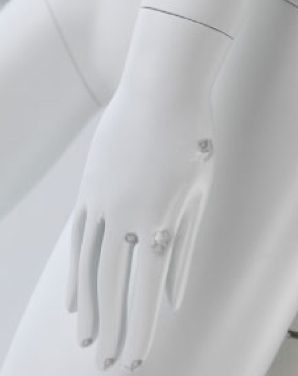 Mannequin Repair - Damage to hands & feet
