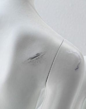 Mannequin Repairs - Scuffs to paint finish